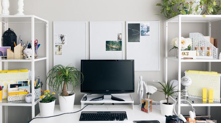 kényelmes iroda