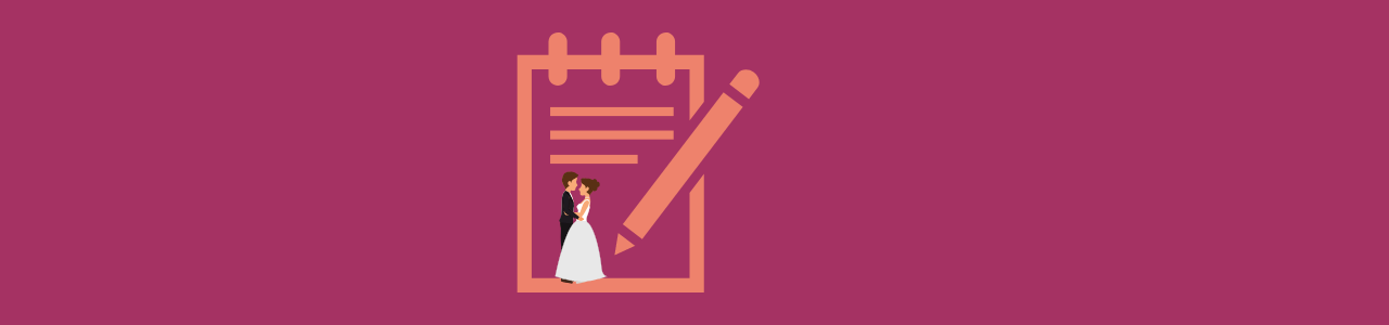 Esküvői ellenőrző lista