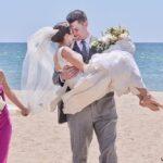 Esküvői ruha tengerparti esküvőhöz? Ezekre figyelj